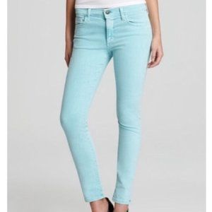 Joe's Jeans Cropped Straight Ankle Jeans Size 26